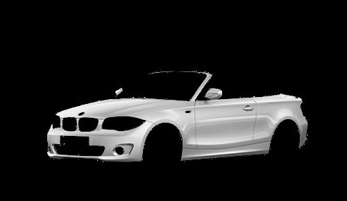 Цвета кузова 1 Series Cabrio (E88)
